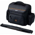 Sony LCS SC20 Soft Carrying Case for Digital SLR cameras A700 | ,