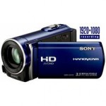 Sony HDR-CX115E Blue | ,