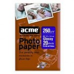 Acme Photo Paper A6 (10x15cm) 260 g | ,
